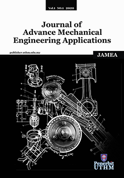 Journal of Advanced Mechanical Engineering Applications