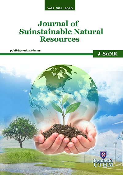 Journal of Sustainable Natural Resources or J-SuNR