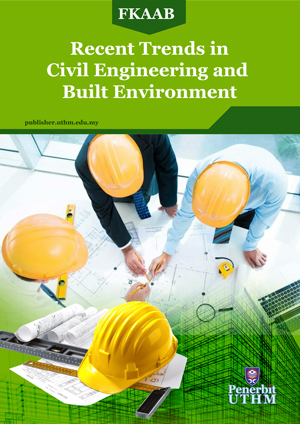 Recent Trends in Civil Engineering and Built Environment